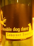 Double Dog Dare Cabernet Sauvignon